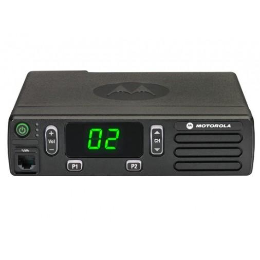 DM1400 - Mobile professionnel 16 canaux Motorola - DM1400