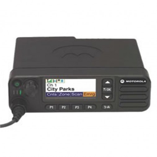 DM4601 - Mobile professionnel 1000 canaux Motorola avec GPS integré