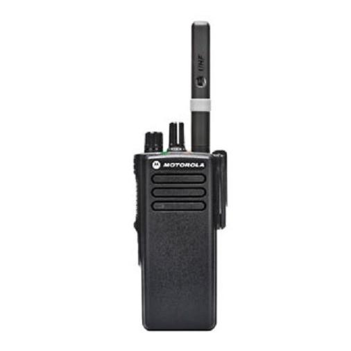 """DP4400e - Portatif analogique ET numérique DMR.      Ce talkie fait partie des nouvelles séries """"e"""" plus performantes.   Ce modèle remplace désormais le DP4400 ..."""