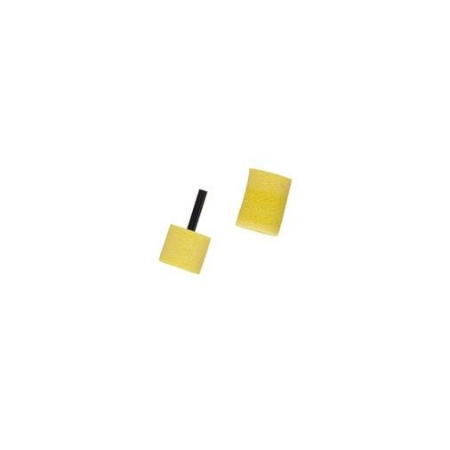 Mousses anti-bruits - Lot de mousse anti-bruits de remplacement.     2 pièces - Mousses anti-bruits (x50)