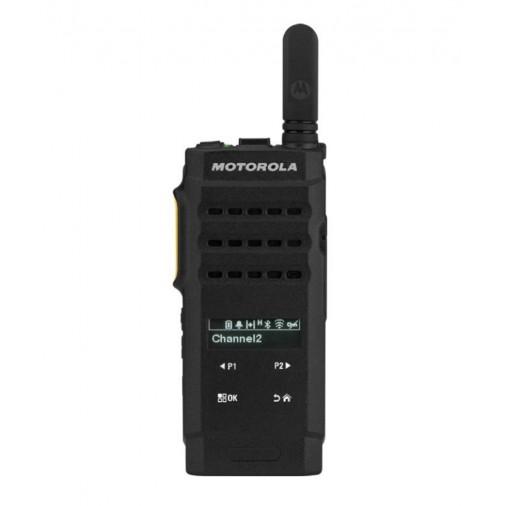 SL2600 - Portatif analogique et numérique DMR 3 watts ultra-compact, 99 canauxavec écran. - SL2600