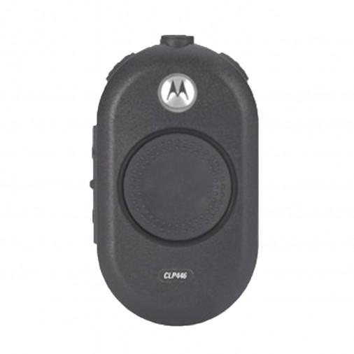 MOTOROLA CLP446 - Talkie au design discret,analogique UHF sans licence (PMR446)   Ne nécessite aucun abonnement - MOTOROLA CLP446