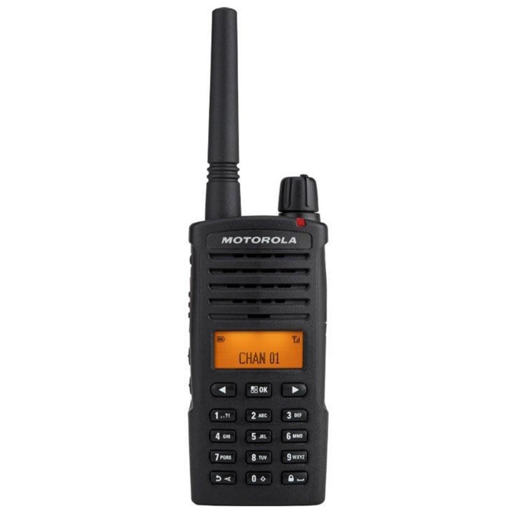 MOTOROLA XT665D - Portatif analogique et numérique UHF sans licence (PMR446) Peut s'utiliser aussi sur les fréquences LPD433 (Lower Power Device = Appareil à faibl... - MOTOROLA XT665D