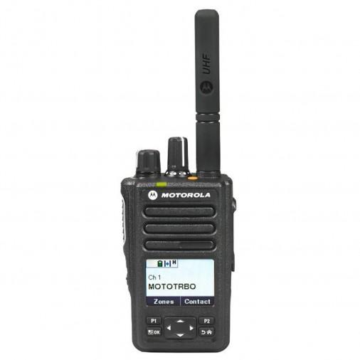 """DP3661e - Portatif analogique ET numérique DMR avec écran et clavier, compact 1000 canaux avec GPS et PTI.      Ce talkie fait partie des nouvelles séries """"e"""" ... - DP3661e"""