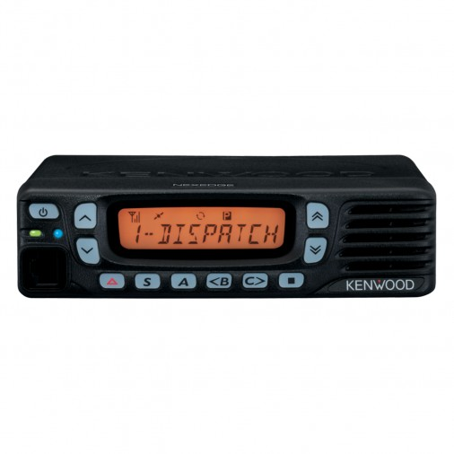 NX-720E / NX-820E - Mobile professionnel 260 canaux Kenwood - NX-720E / NX-820E