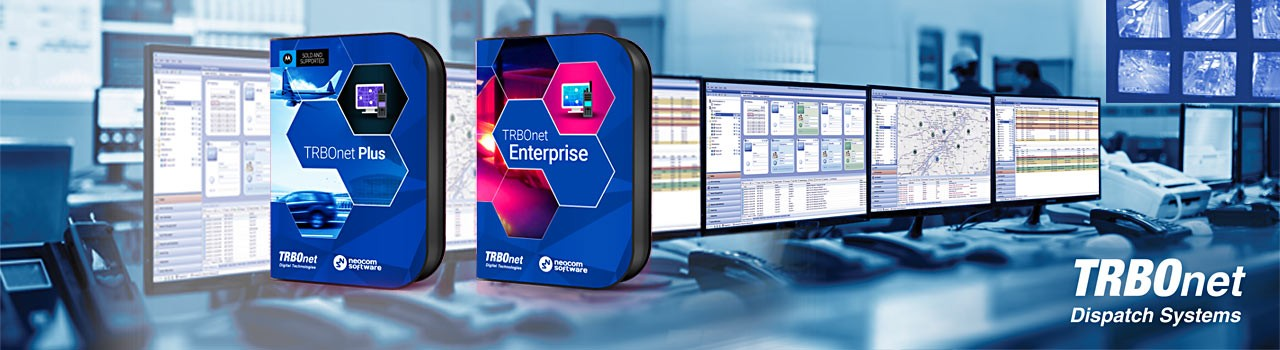 TRBOnet - Dispatch Systems